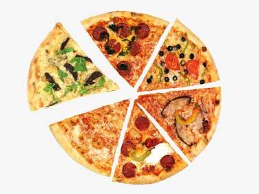 Deliworks Pizzeria pizza slice