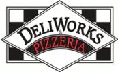 Deli Works Pizzeria Stoneham Logo